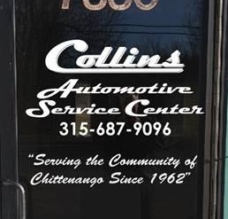Collins Automotive Service Center